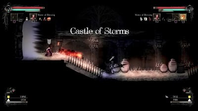 Castle of Storms