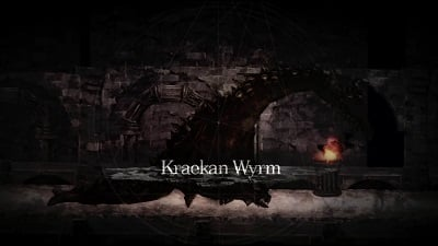 The Kraekan Wyrm