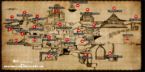 Hager's-Cavern-Map