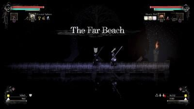 The Far Beach