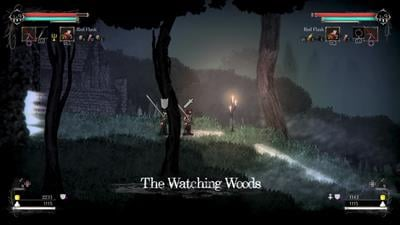 The Watching Woods