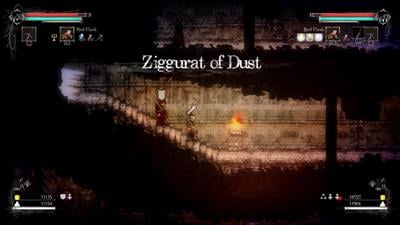Ziggurat of Dust